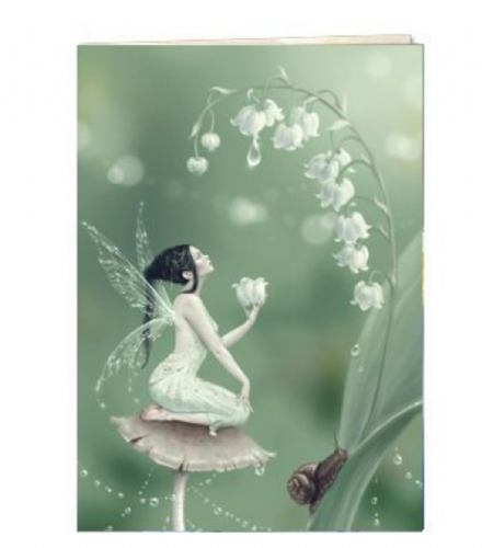 Lily of the Valley Greeting Card | Tree-Free Greetings®